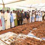 Génocide 1972 : CVR - Une messe organisée par les familles des victimes au Burundi