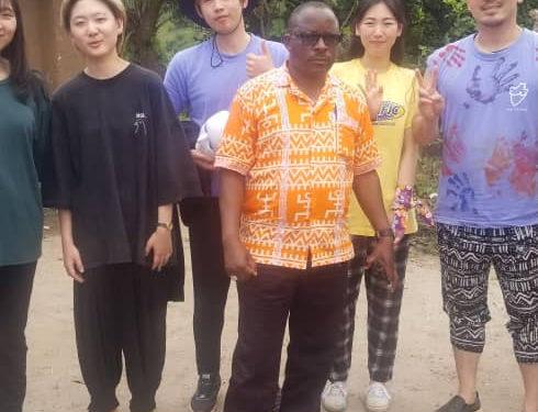 Burundi : Une délégation Japonaise  visite les écoles fondamentales de la commune Bubanza