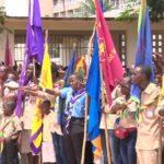 Les scouts et guides commémorent le 163ème anniversaire de la naissance de Baden Powell