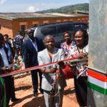 Ouverture de la ligne électrique Mageyo-Kinama-Mubimbi