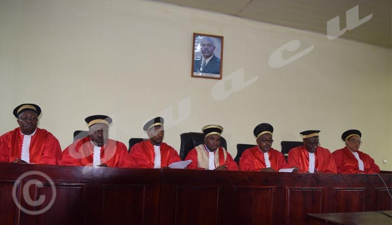 Burundi/Elections 2020 : La Cour constitutionnelle invalide plusieurs candidatures au législatives