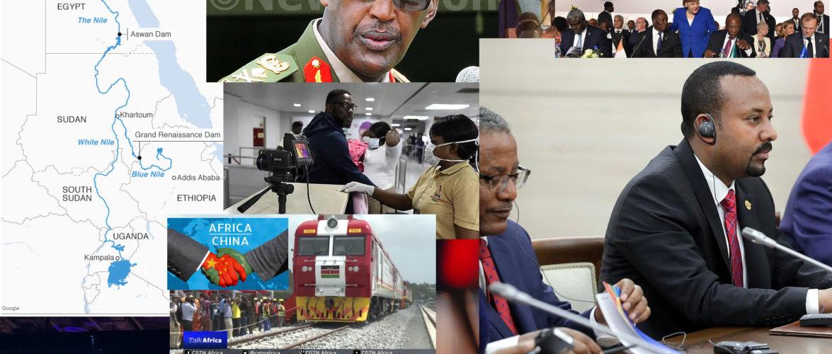 Burundi / Petit tour sur l'actualité Africaine –  [  Uganda / Gen. Tumukunde declare ses ambitions presidentielles | Le Burundi débute une exploitation minière de Coltan à NTEGA |  La RDC va ouvrir  une Ambassade à Jérusalem | CASES COVID-19 :  Algeria, Tunisie, Sénégal, Nigeria |   Kemi Seba expulsé du Sénégal  … ]