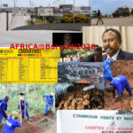 Burundi / Petit tour sur l'actualité Africaine –  [   Génocide 1972  au Burundi - La CVR  750 restes de corps excavés à GITEGA | L'OMS confirme qu'il n'y a pas de pandémie COVID-19 au Burundi | How global economic recession will affect Rwanda |   Zimbabwe's white farmers angered by 'racist' edict...   ]