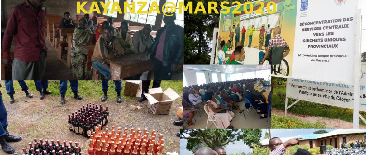 Burundi : Quelles sont les dernières nouvelles de chez moi à KAYANZA ?