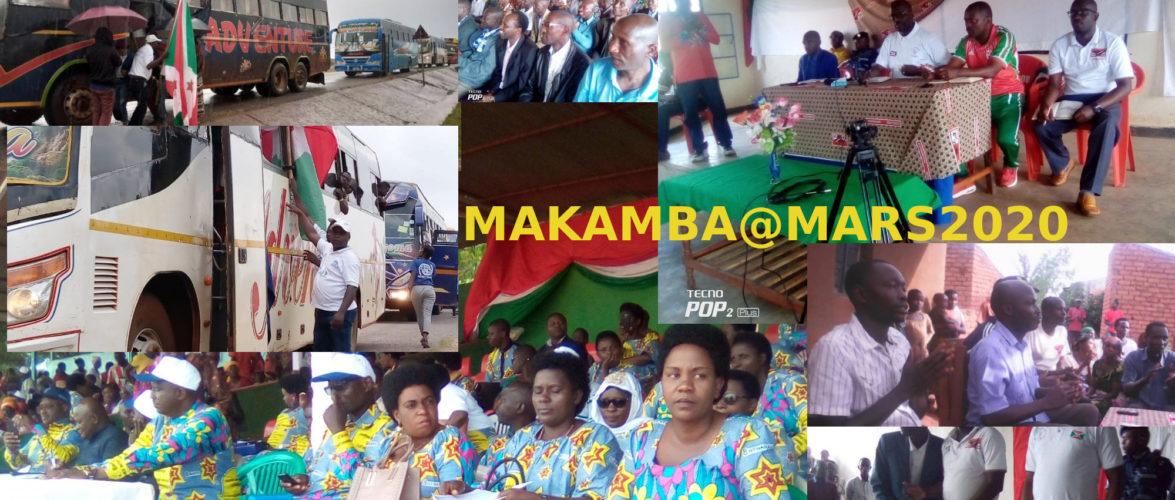Burundi :Quelles sont les dernières nouvelles de chez moi à MAKAMBA ?