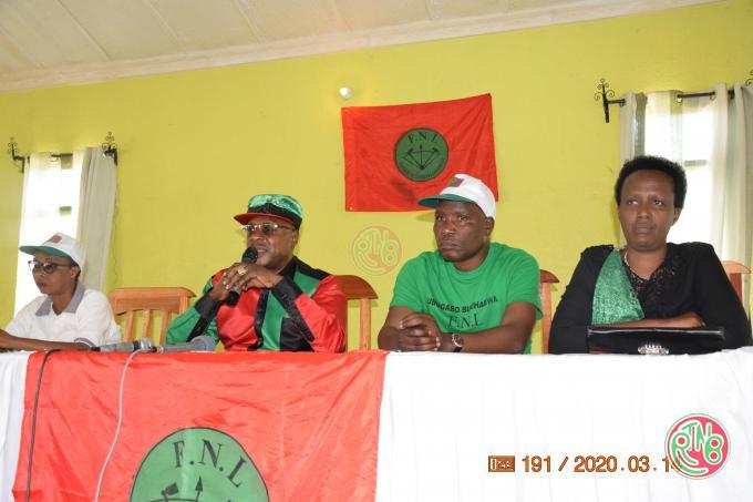 Elections 2020: Le Parti FNL décide de soutenir le candidat du CNDD-FDD