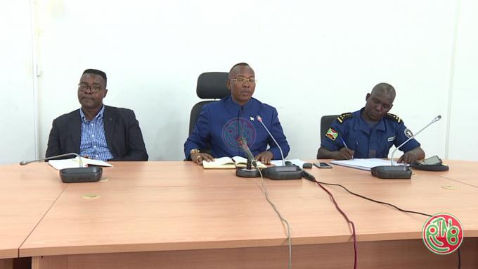 Le Maire de Bujumbura exhorte les administratifs et les comités mixtes de sécurité à collaborer