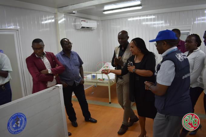 Le ministère de la santé s'apprête à faire face au coronavirus