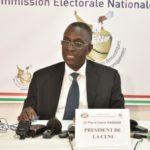 La CENI annonce les candidats retenus à la présidentielle de mai 2020