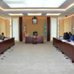 Conseil des ministres: 7 points à l'ordre du jour