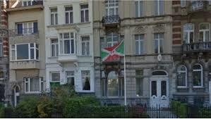 Annulation de la commémoration, à Bruxelles le 6 avril 2020, du 26ème anniversaire de l'assassinat de S.E. Mr le Président Cyprien Ntaryamira