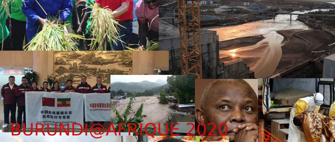 Burundi / Petit tour sur l'actualité Africaine