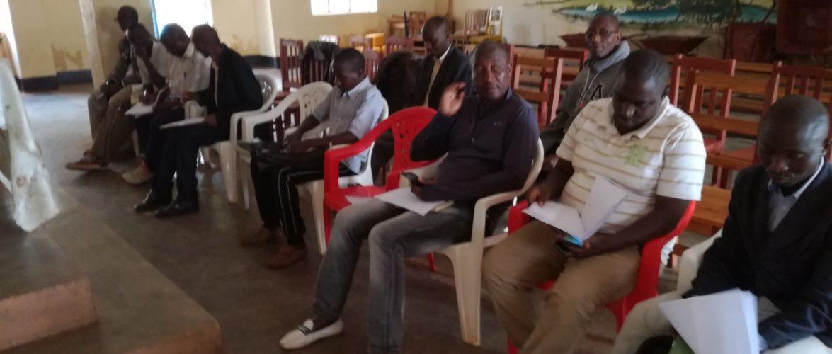 L' ANACOOP a organisé une activité à RUYIGI /  Burundi