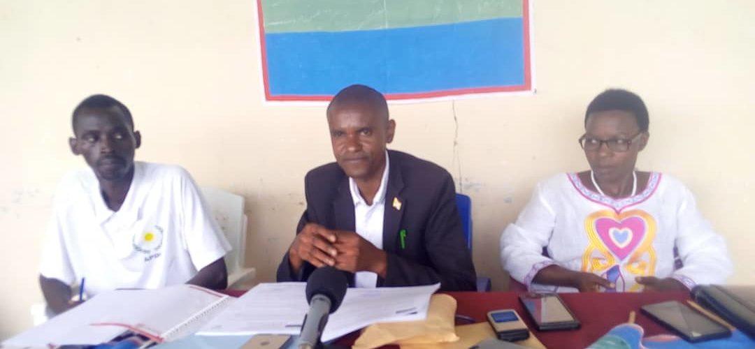 L' APDR veut que l'on considère le COVID-19 pour les élections 2020 / Burundi