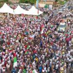 Campagne / Elections2020 – 2ème jour : Le CNDD-FDD BUJUMBURA-MAIRIE en commune NTAHANGWA - Burundi