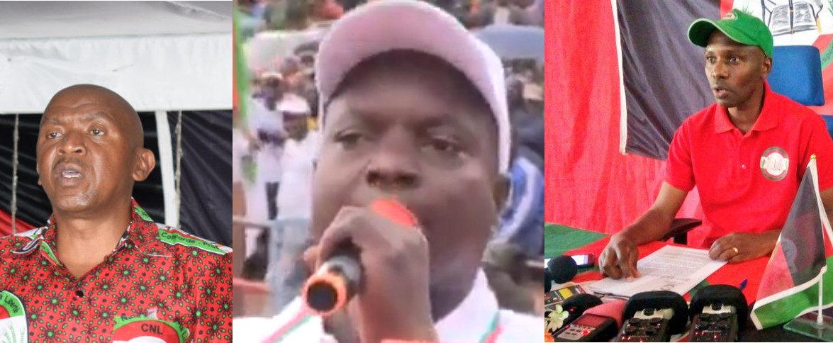 Conférence de presse du CNL : De nombreux militants quittent RWASA  / Burundi