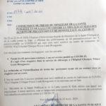 COVID-19 :  6 cas positifs sur 11,  4 guéris, et 1 décès particuliers  –  24 avril 2020 /  Burundi
