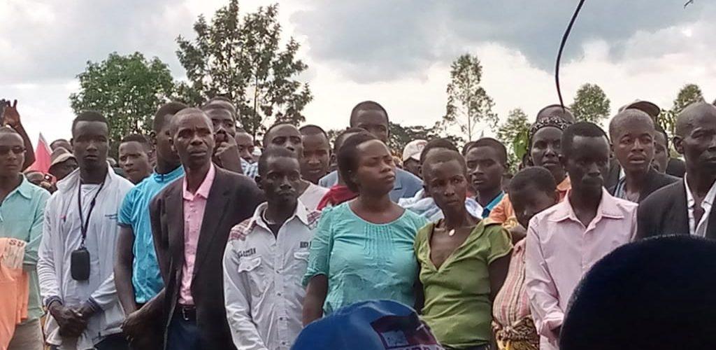 GITEGA : Le CNDD-FDD BUGENDANA accueille 172 nouveaux membres ex-CNL et ex-UPRONA / Burundi