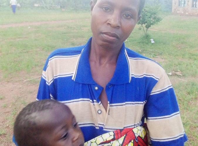 Ex-Femme militante CNL  elle a quitté pour le CNDD-FDD à KIRUNDO / Burundi