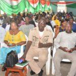 Echange sur la sécurité, le COVID-19, et les élections 2020 - MAIRIE DE BUJUMBURA / Burundi