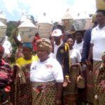 Les femmes CNDD-FDD KAVYA inaugurent la permanence, MURAMVYA / Burundi