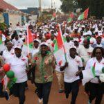 Sacrée journée pour le  CNDD-FDD NGOZI :  4.260 nouveaux membres, soit 2.897 ex-CNL / Burundi