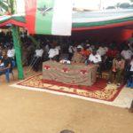 394 ex-CNL quittent et entrent au CNDD-FDD BUBANZA / Burundi