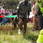 Les sections collinaires CNDD-FDD BUHORORO 1 et 2 ont 23 nouveaux ex-CNL , BUBANZA / Burundi