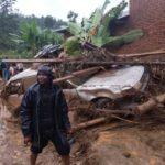 Des pluies diluviennes détruisent 30 maisons à KIVYUKA, MUSIGATI, BUBANZA / Burundi