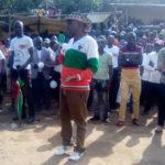 Le CNDD-FDD en colline NTAMBA a 43 nouveaux ex-CNL, MUSIGATI,  BUBANZA / Burundi