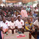 BUBANZA : Le CNDD-FDD en colline NGARA accueille 290 ex – CNL / Burundi