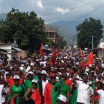 Campagne / Elections2020 – 2ème jour :  Le FNL était à BUJUMBURA