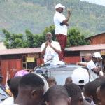 Campagne électorale 2020 – 1er jour : NAHIMANA Dieudonné, INDEPENDANT, était à BUJUMBURA / Burundi