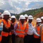 BURURI – Le site d'exploitation de HOREZO à  SONGA & les 2 centrales de JIJI et MULEMBWE / Burundi