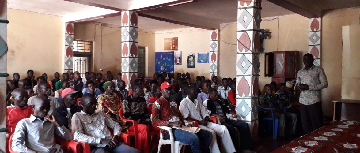 Le CNL CANKUZO prépare sa campagne électorale 2020 / Burundi