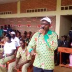 Le CNDD-FDD colline MUGOZI - 1 permanence et 123 nouveaux membres , CANKUZO / Burundi
