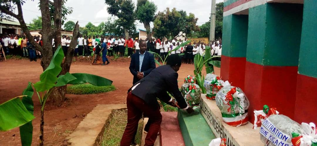 CANKUZO et les 26 ans après Feu NTARYAMIRA Cyprien / Burundi