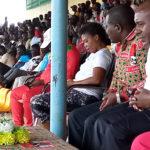 Le CNDD-FDD BUGANDA organise un match de football avec RUGOMBO,  CIBITOKE / Burundi