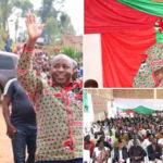 Burundi : Le CNDD-FDD RANGO / KAYANZA présente -  au S.G. - 916 nouveaux BAGUMYABANGA, ex-CNL / Uprona