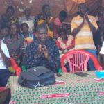 Le CNDD-FDD BUKEMBA en réunion pour la campagne 2020  à RUTANA / Burundi