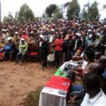 Le CNDD-FDD VUGIZO a 152 nouveaux membres à MAKAMBA / Burundi