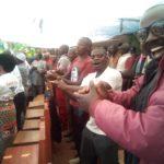 Le CNDD-FDD MAKAMBA en tournée en colline KARONGE,zone GITABA / Burundi