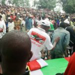 Le CNDD-FDD MAKAMBA en tournée en colline KIYAZI et RURAMBIRA / Burundi