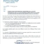 COVID-19 :  5 cas positifs et 4 guéris  -  Communiqué GOV.BI du 21/04/2020 - Burundi