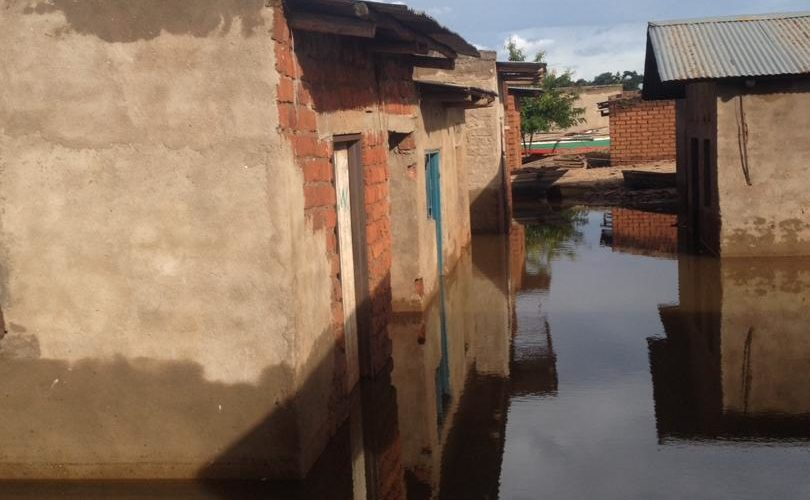 Burundi : Les inondations causées par le lac Tanganyika