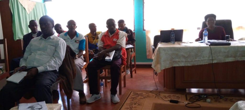 KARUSI échange sur les programmes de protection sociale / Burundi