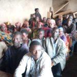 Le CNDD-FDD en commune MURUTA accueille 103 ex-CNL et UPRONA à KAYANZA / Burundi