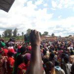 Campagne / Elections2020 – 2ème  jour : Le CNL à KIRUNDO  - Burundi