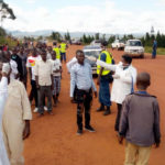 Fédération de Football du Burundi - Mesures COVID-19 appliquées au Peace Park Complex Stadium de MAKAMBA