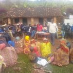 Le CNDD-FDD en colline RUVUMU réuni pour la campagne 2020, KIGANDA, MURAMVYA / Burundi